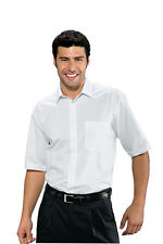 Chemise Homme Manches Courtes Blanche
