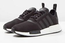 82f55817ee1fa2 ADIDAS NMD RUNNER R1 CORE BLACK  WHITE FOR BOYS GIRLS   WOMEN IN ALL SIZES