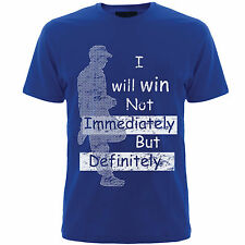 T-shirts ( I will win ) , Mens tshirts,slogan t shirts, printed tee shirts