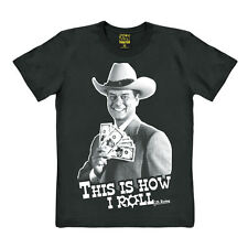 Camiseta Asi Estoy Yo - J.R. Ewing - Dallas - This Is How I Roll - Camiseta