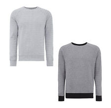 Tom Tailor Denim Sweatshirt mit Fischgratmuster Herren Sweat NEU
