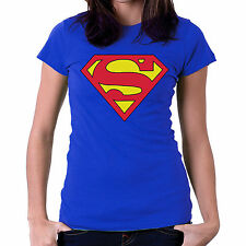 Superman Girls Tshirts | Womens T-shirts | Ladies Tee Shirts |