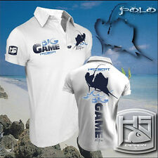 Hotspot Design Polo-Shirt Big Game- Polo-Shirt für Angler und Segler