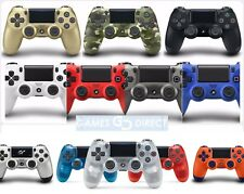 OFFICIAL SONY PS4 DUALSHOCK 4 WIRELESS CONTROLLER - NEW - UK STOCK