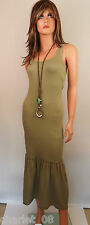 ~ MARCCAIN SPORTS  ~ SOMMERLICHES MAXI / KLEID ~ 34/36/38/40/42/44 ~ NEU ~