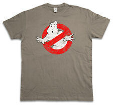 Vintage Ghostbusters Logo T-Shirt The Real 80s FILM GHOSTBUSTERS SLIMER T-Shirt