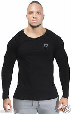 Decisive Fitness (Full Sleeve) T Shirt,Gym T Shirt,Gym Vest,Mens Sports T Shirts