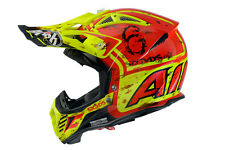 AIROH | Aviator 2.2 Sixdays ISDE Spain 2016 Casco Motocross Mx Enduro Off-road