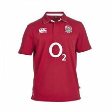 CANTERBURY MENS ENGLAND ALT SHORT SLEEVE RUGBY SHIRT SIZE S M RRP £50