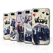 Official The Vamps Case/Cover for Apple iPhone 7 /The Vamps Doodle Book