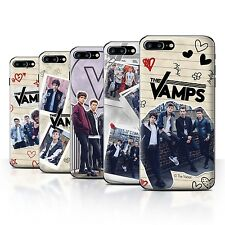Official The Vamps Case/Cover for Apple iPhone 7 Plus /The Vamps Doodle Book