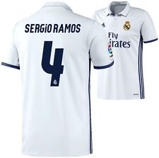 Trikot Adidas Real Madrid 2016-2017 Home - Sergio Ramos 4 [128 bis 3XL]