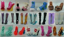 Monster High Schuhe Shop 4 - Basic Shoes High Heels Boots Stiefel - Frankie Cleo
