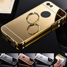 LUXUARY PREMIUM QUALITY MIRROR BACK CASE COVER FOR APPLE IPHONE5 / 5s