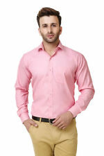 Austin-M Men's Dark Pink Formal  Shirt(austin_m_fs_008)