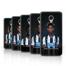 Official Newcastle United FC Case for Meizu MX4 Pro /NUFC Football Player 15/16