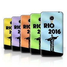 STUFF4 Phone Case/Back Cover for Meizu MX4 Pro /Rio Olympic
