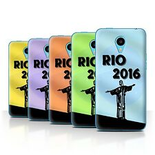 STUFF4 Phone Case/Back Cover for Meizu M1N /Rio Olympic