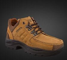 WOODLAND ORIGINAL MENS 4092 CAMEL ADVENTURE CASUAL LACED SHOES SALE