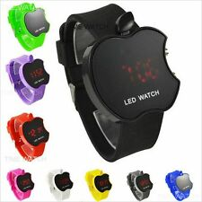 OROLOGIO MELA watch NUOVO APPLE Digital LED unisex Uomo Donna Bambini
