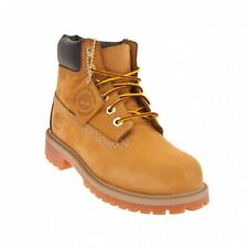 "Timberland Juniors 6"" Premium Boots (Wheat)"