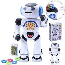 1018A Infrared RC Robot Intelligent Sing Dance Remote Control Christmas Gift New
