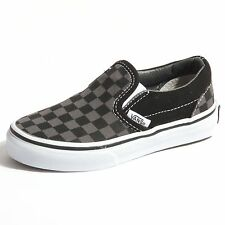 B0052 slippers bimbo VANS classic slip on sneakers scarpe shoes kids