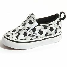 B0071 slippers bimbo VANS SLIP-ON V sneakers scarpe shoes kids child