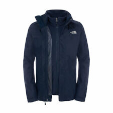 THE NORTH FACE EVOLVE II TRICLIMATE JACKET URBAN NAVY 3 IN 1  FW 2017 GIACCA NEW