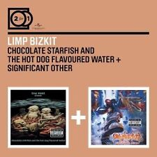 2 For 1: Chocolate Starfish.../Significant Other - LIMP BIZKIT [2x CD]
