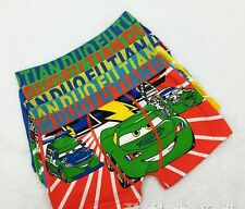 Cars McQueen cotton underwear children cartoon boys underwear wholesale wholesal