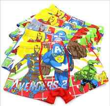 Child boxer children underwear boys cotton underwear wholesale children's cartoo