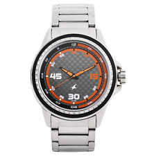 FASTRACK Analog Steel Chain Sports Watch for Mens 3142SM01