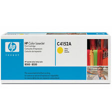 GENUINE HP HEWLETT PACKARD C4152A / 52A YELLOW LASER PRINTER TONER CARTRIDGE