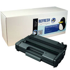 REMANUFACTURED BLACK MONO LASER TONER CARTRIDGE FOR RICOH PRINTERS (406990)