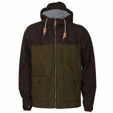 Fenchurch mens jacket deep navy olive brand new RRP £70