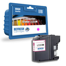 COMPATIBLE LC223M MAGENTA INK CARTRIDGE FOR BROTHER PRINTERS (LC-223M)