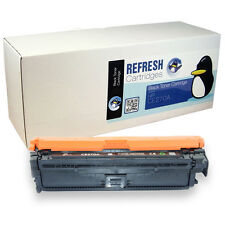 REMANUFACTURED HP HEWLETT PACKARD CE270A / 650A BLACK LASER TONER CARTRIDGE