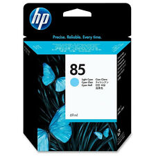 GENUINE OEM HP C9428A HIGH CAPACITY LIGHT CYAN HP85 INK CARTRIDGE