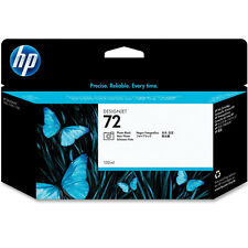 GENUINE HP DESIGNJET HIGH CAPACITY PHOTO BLACK INK CARTRIDGE - HP 72 / C9370A