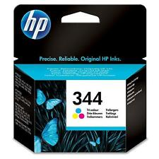 GENUINE OEM HP COLOUR (TRI-COLOUR) ORIGINAL INK CARTRIDGE HP 344 HP344 C9363EE