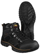 Dr Martens Benham Mens Safety Boots Steel Toe Cap Breathable Mesh Work Hikers S1