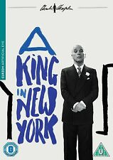 A King In New York - Charlie Chaplin - NEW DVD