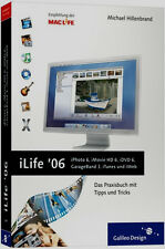 iLife '06*Michael Hillenbrand*2007*MAC LIFE*iPhoto*iMovie u. iDVD*iTunes*Galileo