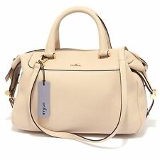 3577Q borsa donna HOGAN bauletto a mano beige hand bag woman