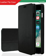 PU Leather Magnetic Closure Wallet Flap Flip Case Cover For Apple iPhone 7