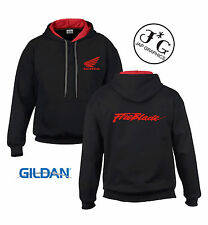 Honda Fireblade motorbike motorcycle hoodie hooded top jacket all sizes