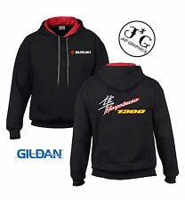 Suzuki Hayabusa motorbike motorcycle hoodie hooded top jacket all sizes