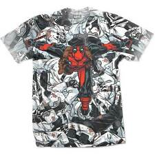 Marvel Deadpool - Deadpool Leap T-Shirt NEU OVP