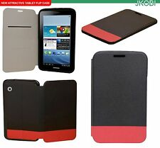 "Jkobi Hybrid Leather & Rubberised Flip Cover For Samsung Galaxy Tab 2 7.0"" P3100"